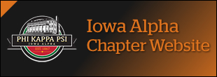Iowa Alpha Chapter Website